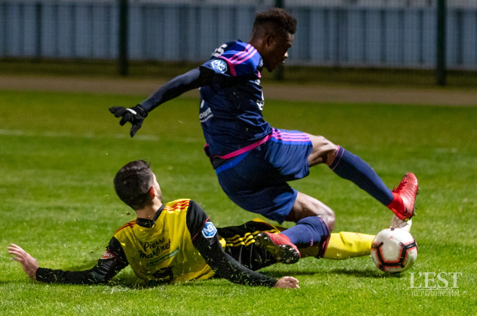 National 3  U2013 Ligue Bourgogne
